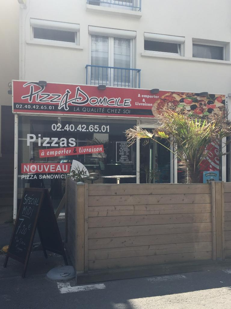 pizz a domicile restaurant 4 avenue louis barthou 44380 pornichet adresse horaire. Black Bedroom Furniture Sets. Home Design Ideas