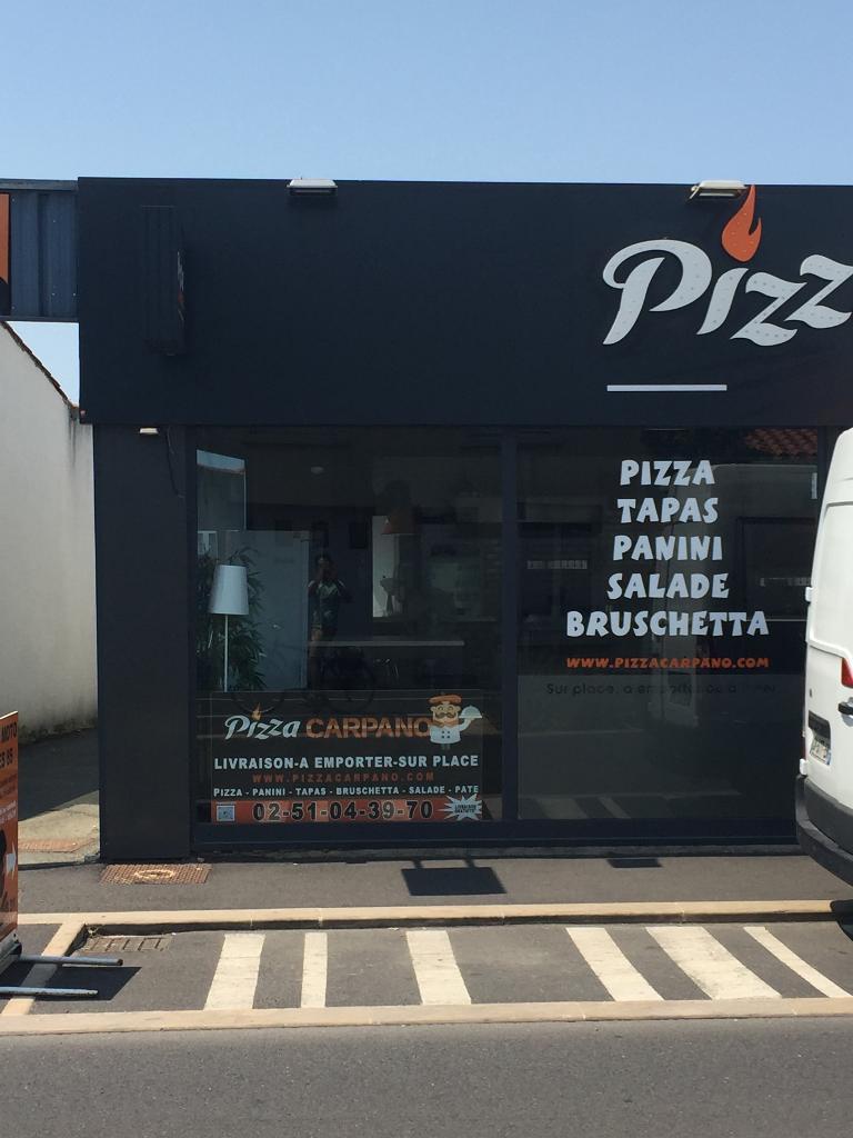 Pizza carpano restaurant 37 bis avenue fran ois mitterrand 85340 olonne sur mer adresse - Buffalo grill olonne sur mer ...