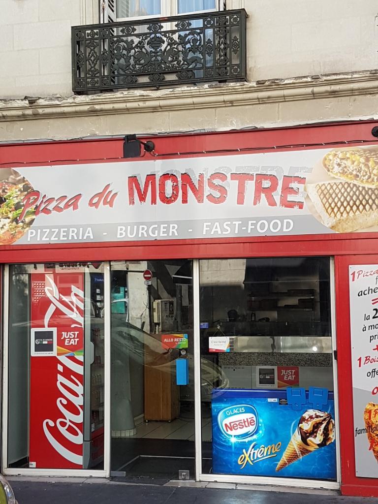 Pizza du monstre restaurant 7 place du grand march 37000 tours adresse horaire - La cuisine du monstre tours ...