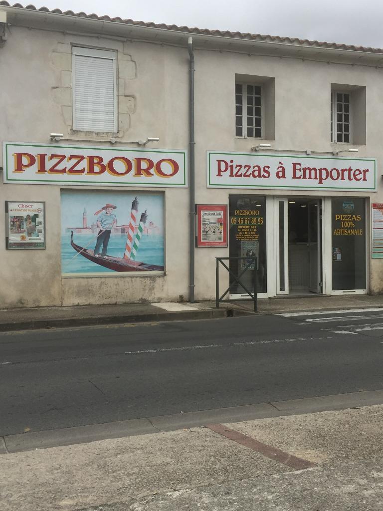 8b50118af6c083 Pizzboro - Restaurant, 34 rue de la République 17138 Puilboreau ...