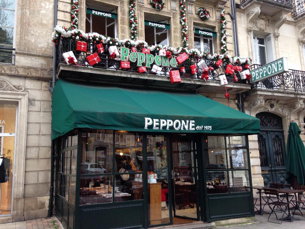 Pizza Peppone Bordeaux Carte.Pizzeria Peppone Bordeaux Epicerie Fine Adresse Horaires Avis