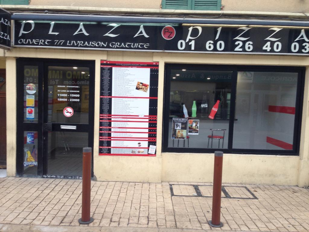plaza pizza restaurant 55 rue jean jaur s 77410 claye souilly adresse horaire. Black Bedroom Furniture Sets. Home Design Ideas