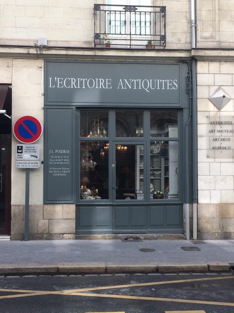 Art color nantes horaires - Antiquit S L Ecritoire Achat Et Vente D Antiquit S 29 Rue Jean Jaur S 44000 Nantes Adresse Horaire