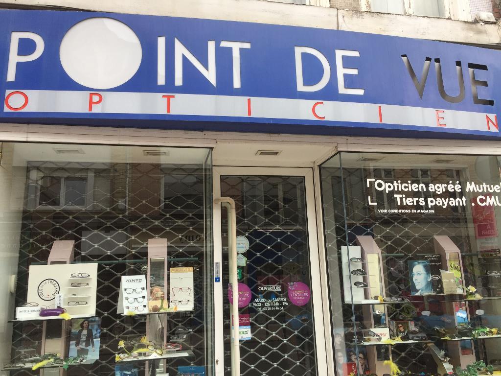 daa7f922117188 Point de Vue Optique - Opticien, 250 rue Léon Gambetta 59000 Lille ...