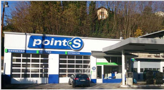 Point s garage automobile 3 route ugine 73200 for Garage point s oyonnax