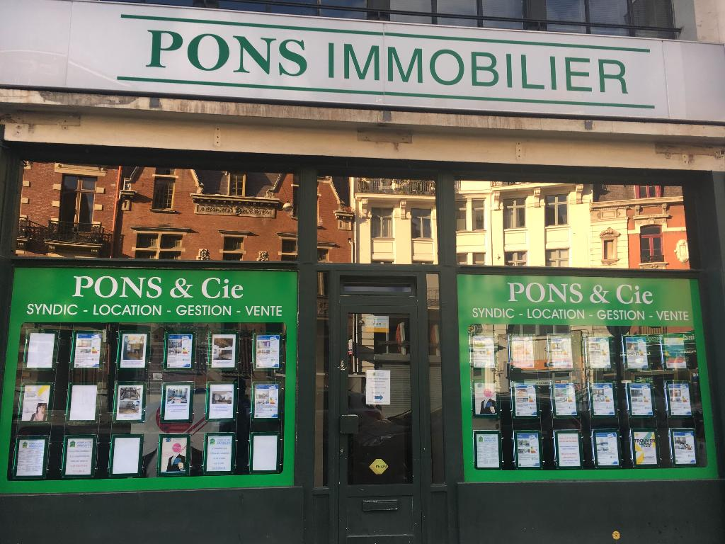 Pons cie agence immobili re 50 rue molinel 59000 for Agence immobiliere lille