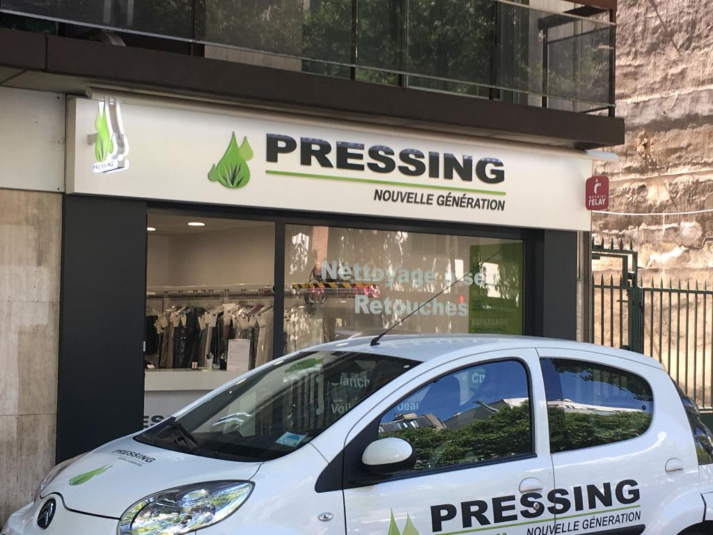 Calypso project eco pressing 35 avenue edouard vaillant 92100 boulogne billancourt adresse - Parking porte de saint cloud ...