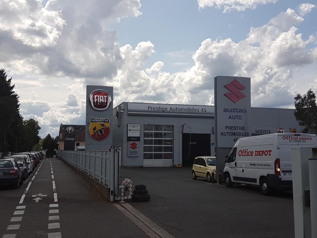 Prestige automobiles 45 garage automobile 2 bis rue tabart 45000 orl ans adresse horaire - Garage volkswagen orleans ...
