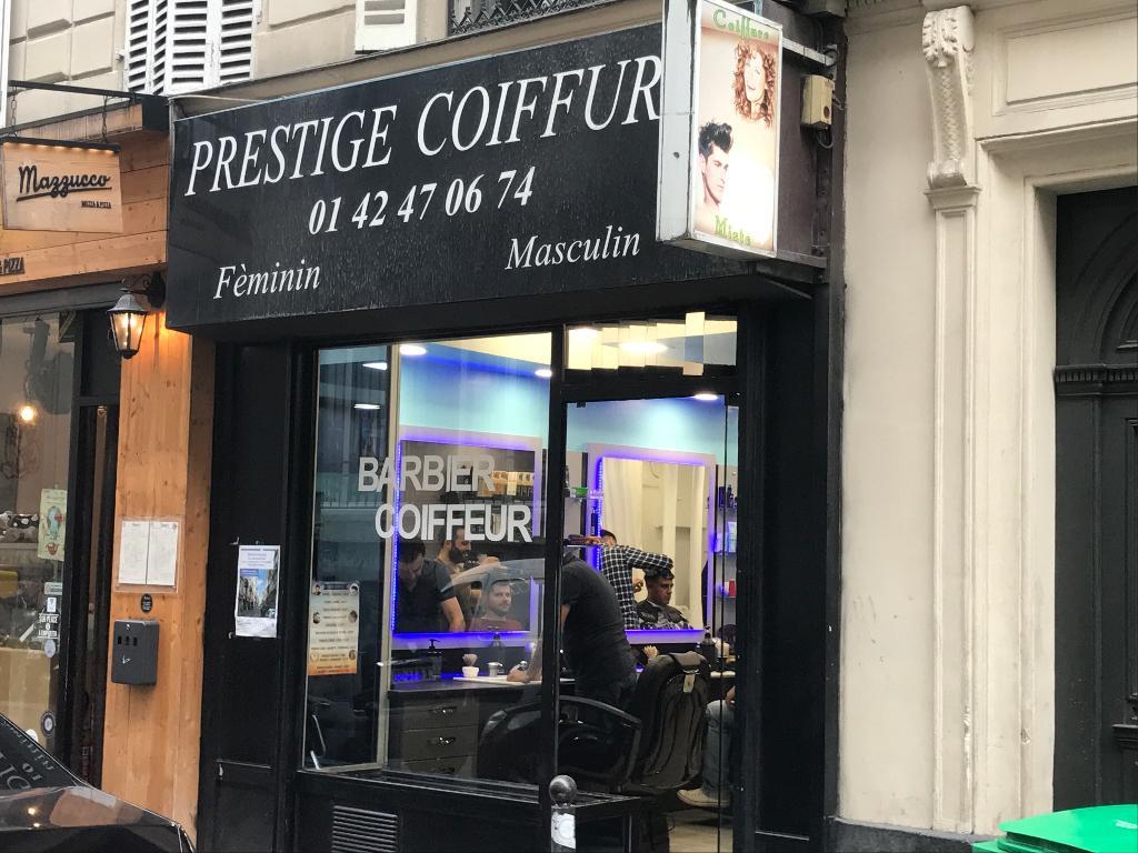 Coiffure prestige paris 18 coiffures modernes et coupes for Salon de coiffure paris 18
