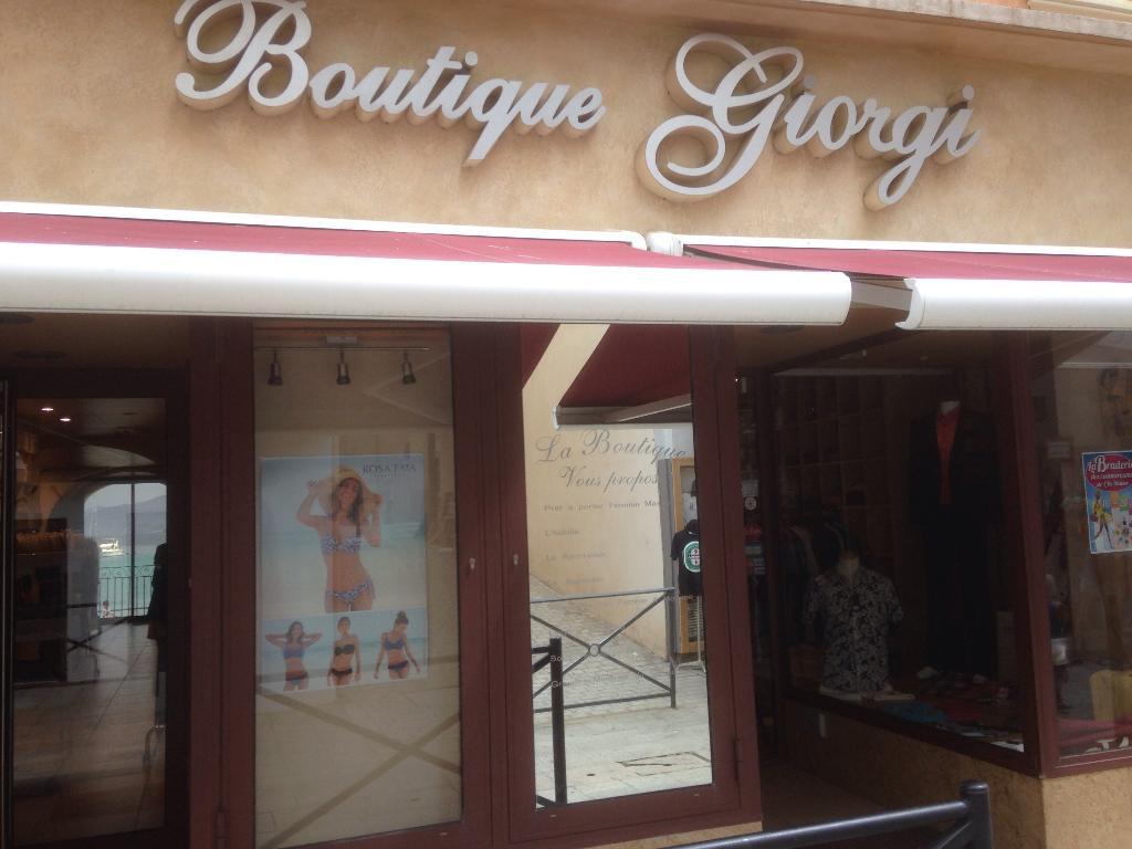 Boutique Giorgi Vetements Femme 12 Rue Notre Dame 20220 L Ile