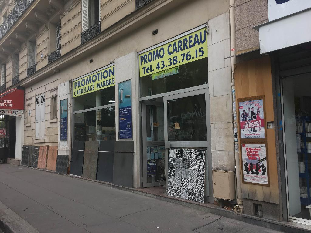 Promo Carreau Vente De Carrelages Et Dallages 86 Boulevard