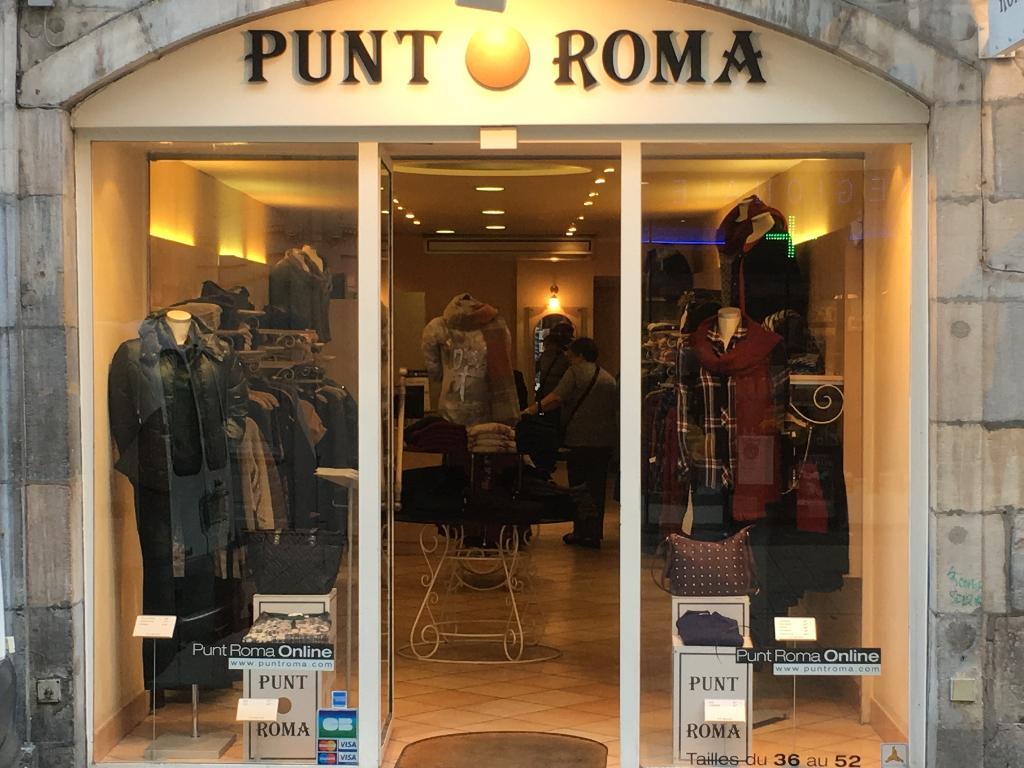 vetement ROMA boutique