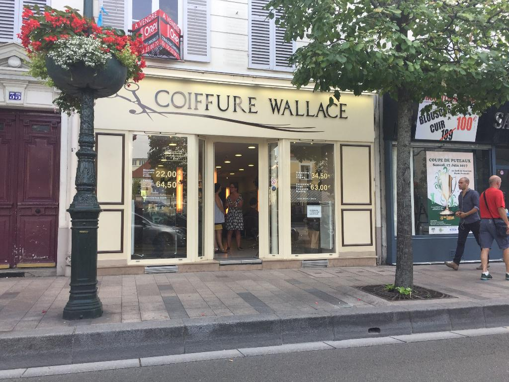 Coiffure Wallace Puteaux Coiffeur Adresse Horaires Avis