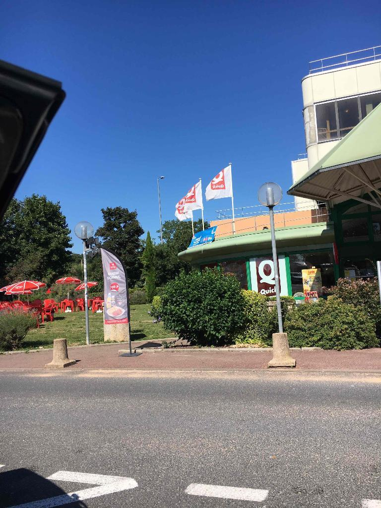 quick - restaurant, autoroute a6 71260 saint-albain - adresse, horaire