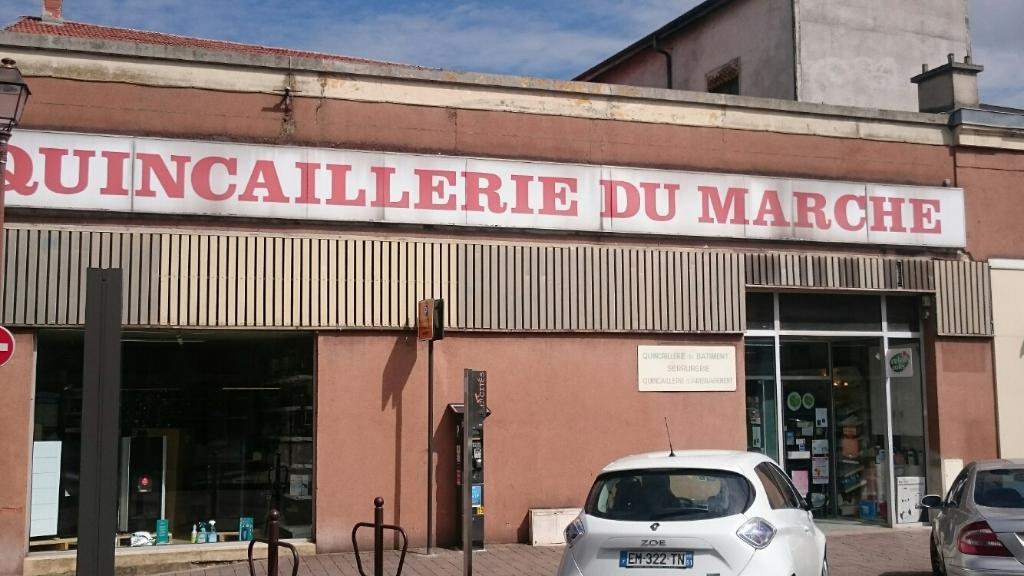 Quincaillerie du march quincaillerie 21 rue thiers - Garage volkswagen chalons en champagne ...