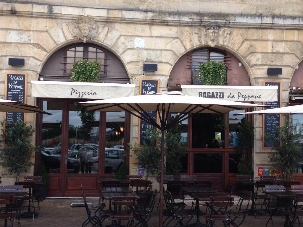 Pizza Peppone Bordeaux Carte.Ragazzi Da Peppone Bordeaux Restaurant Adresse Horaires Avis