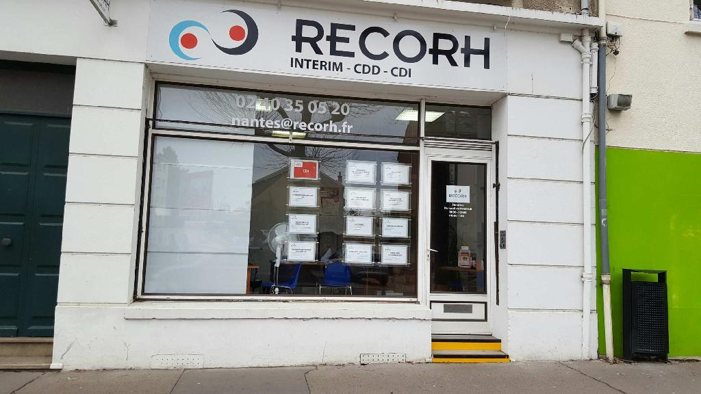 Recorch agence d 39 int rim 140 rue du g n ral buat 44000 for Agence interim paysagiste nantes