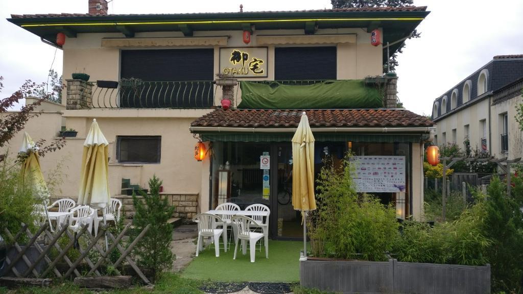 Japonais Talence otaku ryori - restaurant, 543 cours libération 33400 talence