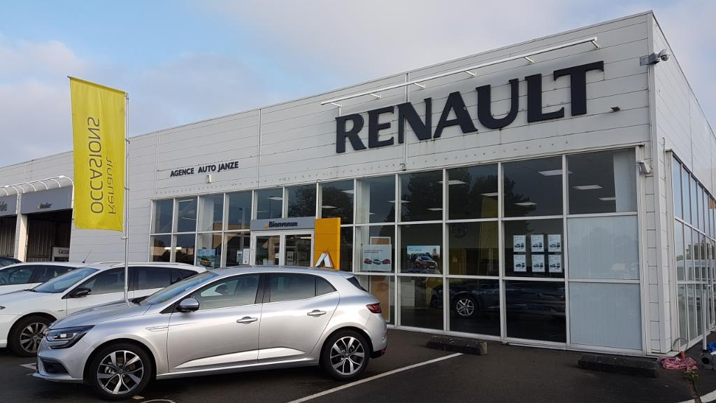 Renault auto janz garage automobile 48 route bain - Garage renault besancon boulevard kennedy ...