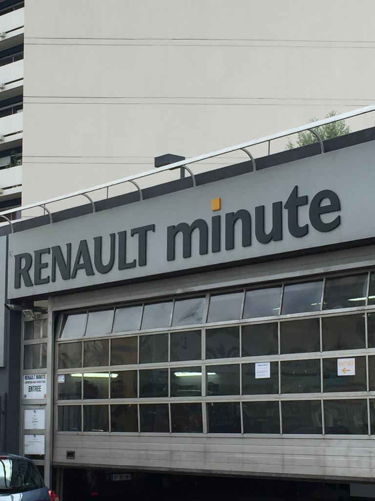 Renault minute concessionnaire automobile 42 rue de picpus 75012 paris adresse horaire - Garage renault rue de picpus ...