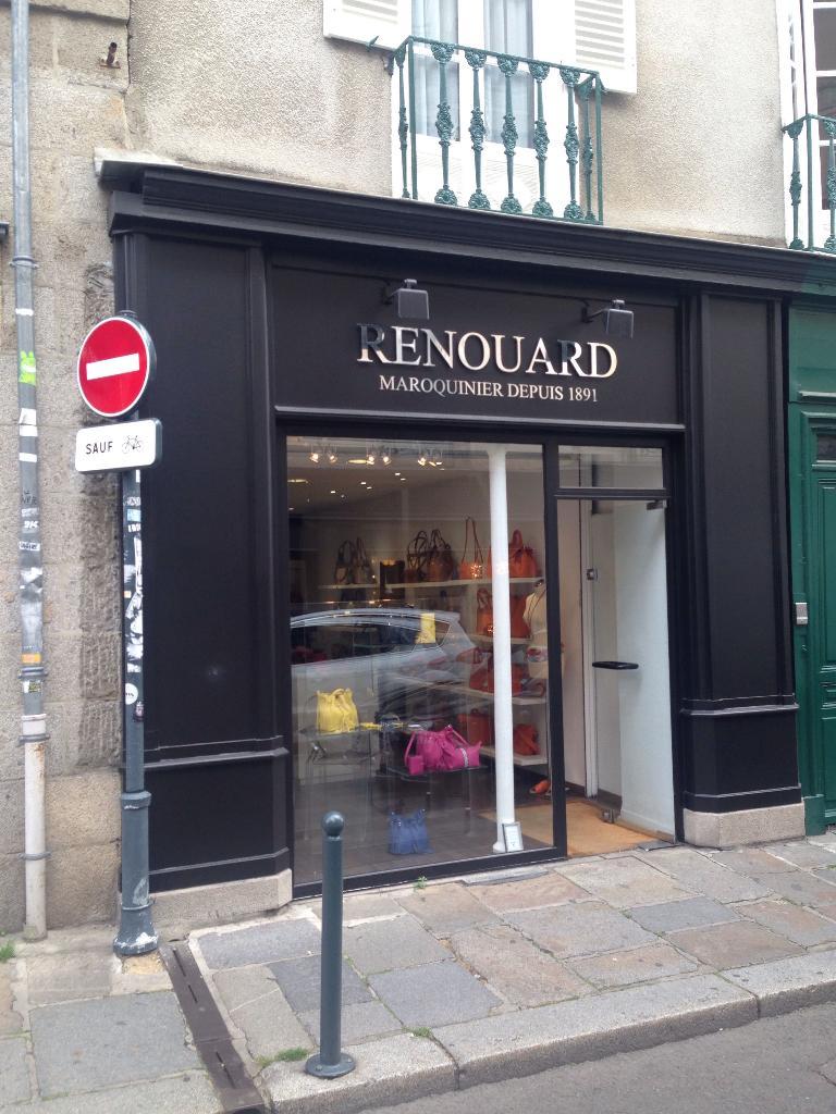 Renouard Maroquinerie Rennes Maroquinerie (adresse