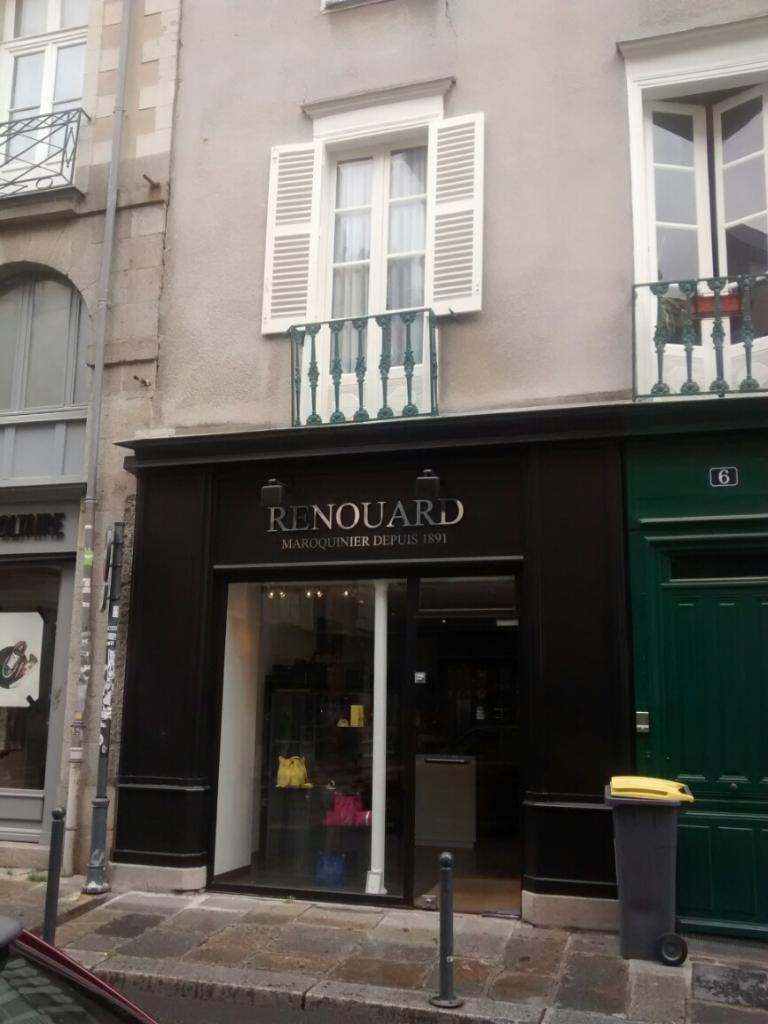 renouard maroquinerie maroquinerie 6 rue leperdit 35000 rennes adresse horaire. Black Bedroom Furniture Sets. Home Design Ideas