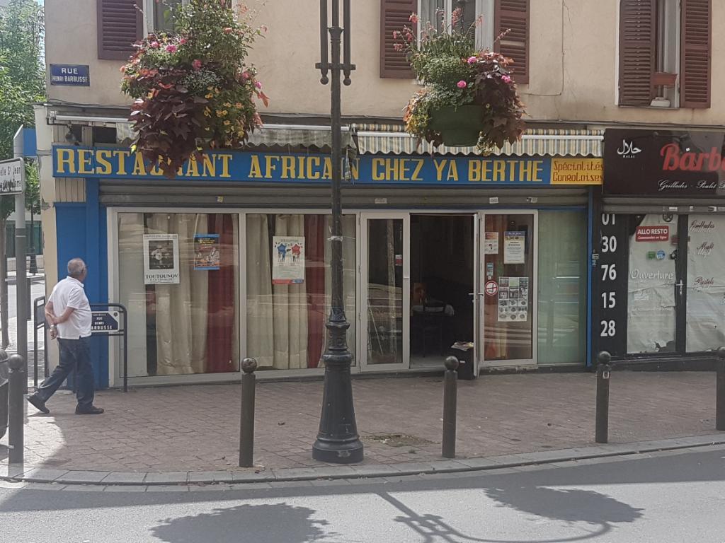 Restaurant Africain Ouvert Dimanche