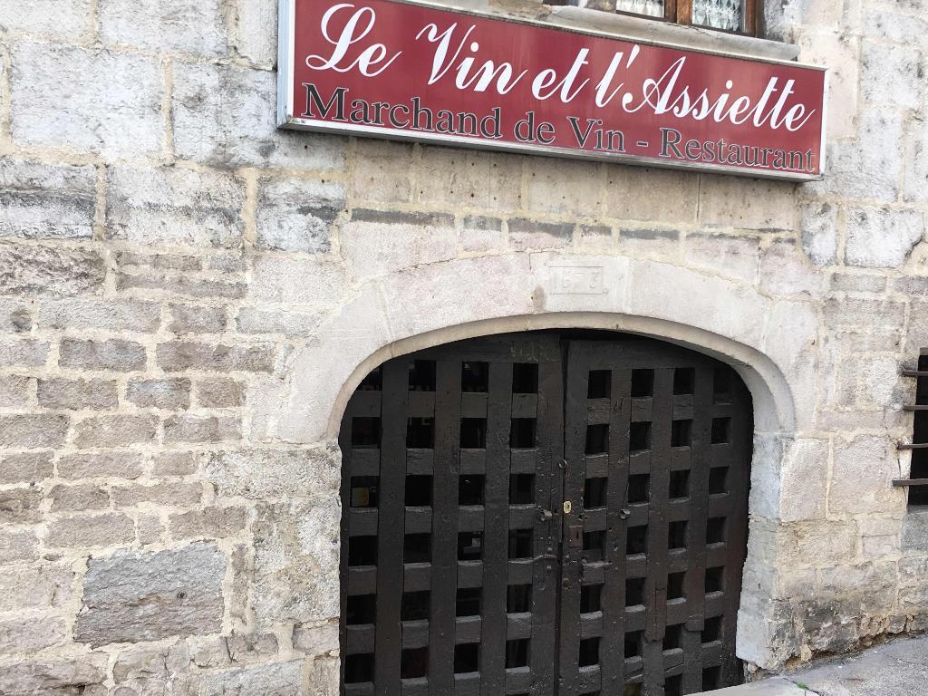 Restaurant Le Vin Et L U0026 39 Assiette