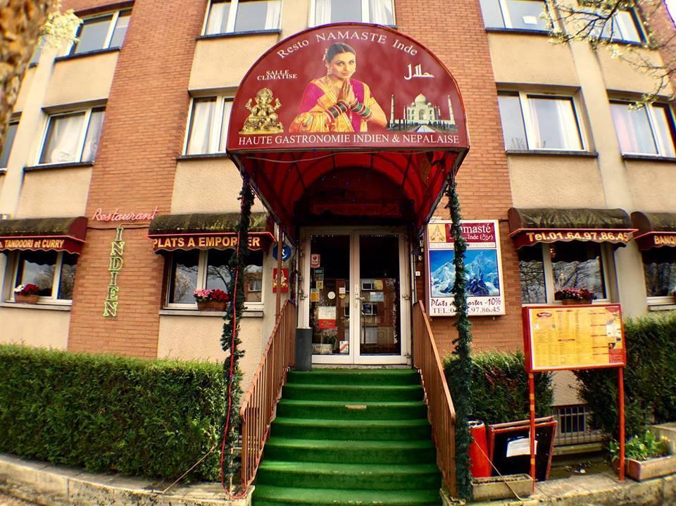 Restaurant Namaste Inde Evry - Restaurant (adresse, avis)