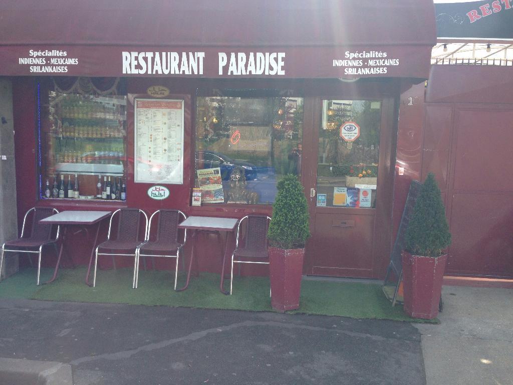 Restaurant Indien Bobigny Avenue Stalingrad