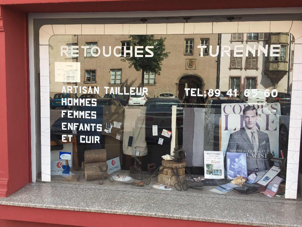 Retouches turenne couture et retouches 20 rue de - Horaire castorama colmar ...