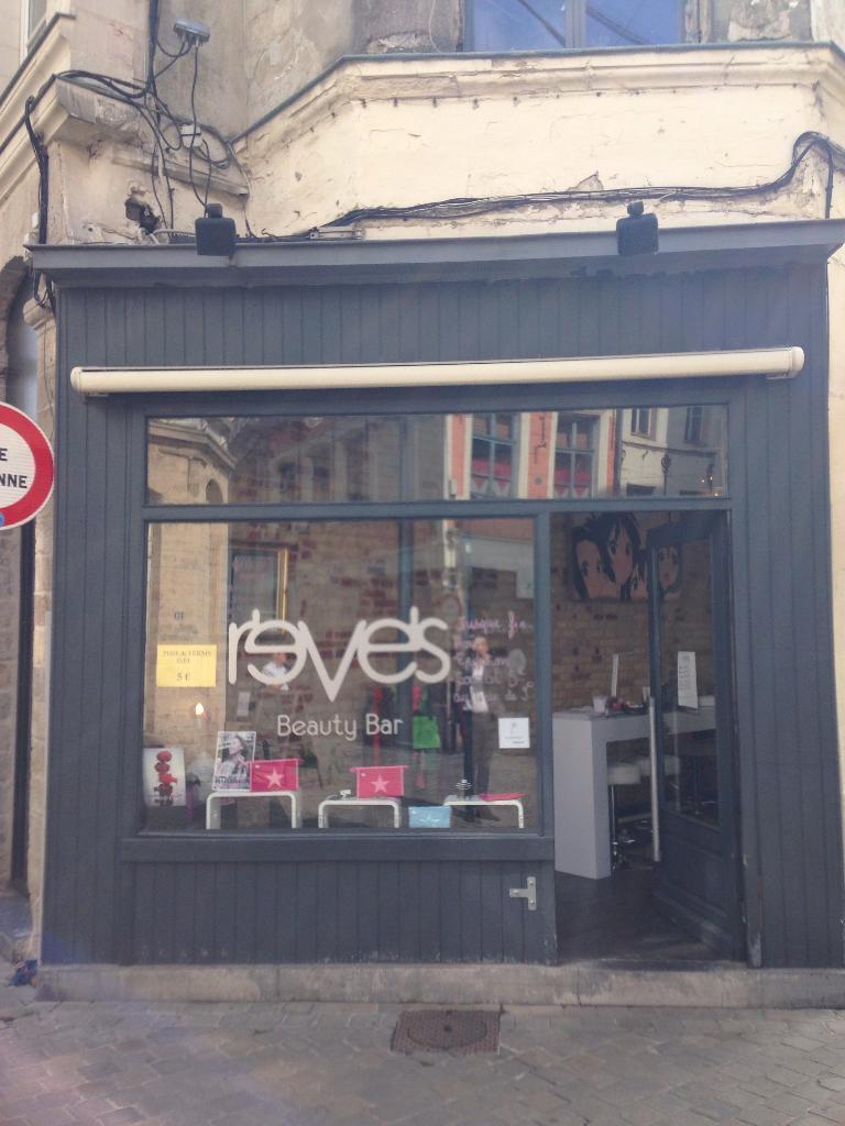 Rêves Beauty Bar - Institut de beauté, 37 rue de Famars 59300 ...