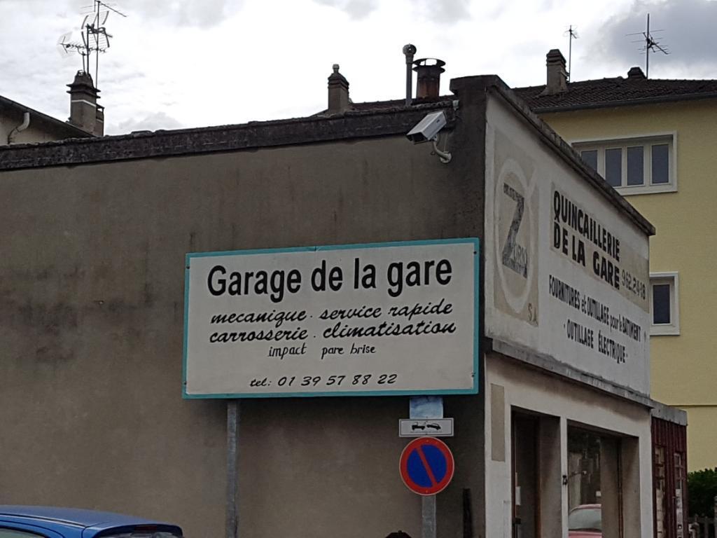 Richani garage de la gare garage automobile 19 rue for Garage bello automobiles sartrouville