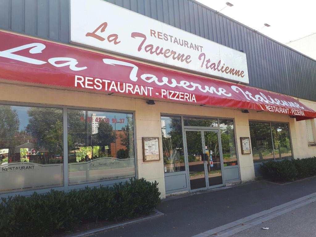 Ristorante la taverne italienne restaurant 5 rue charles beauvais