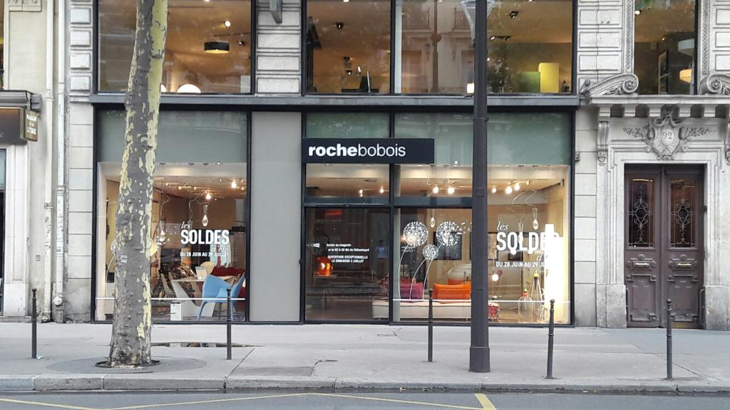 roche bobois magasin de meubles 92 boulevard s bastopol 75003 paris adresse horaire. Black Bedroom Furniture Sets. Home Design Ideas