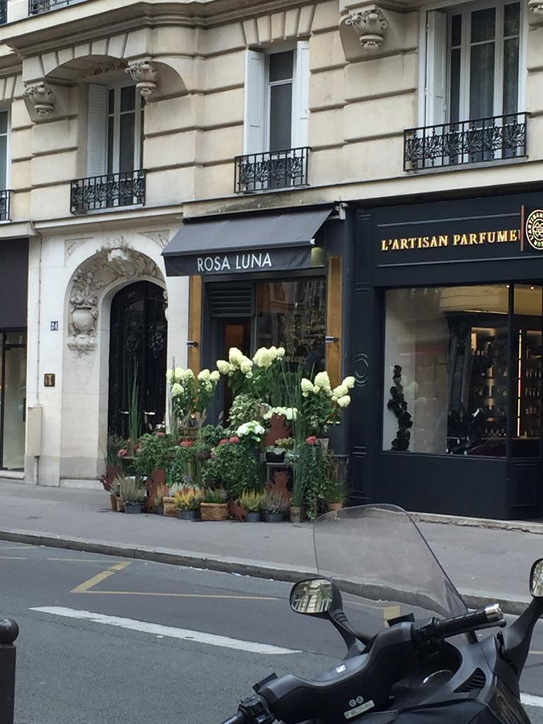 Rosa luna fleuriste 24 boulevard raspail 75007 paris for Adresse fleuriste
