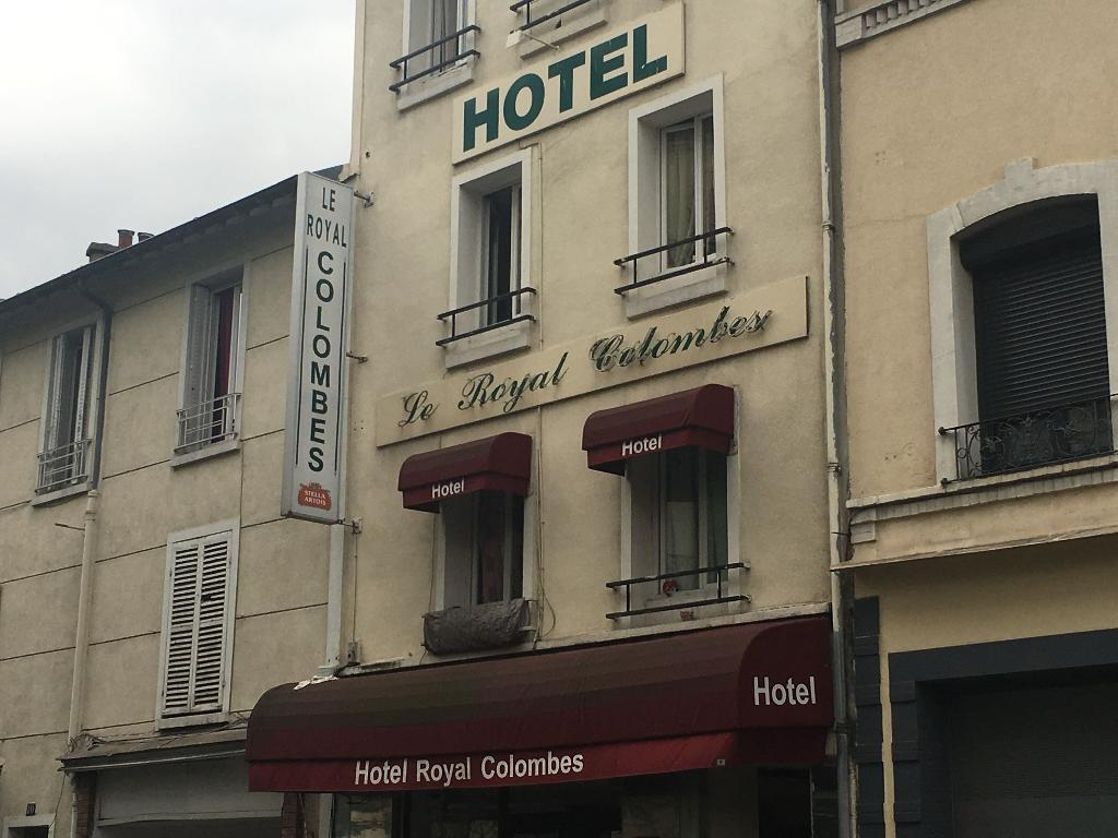 Hotel Royal Colombes Colombes France
