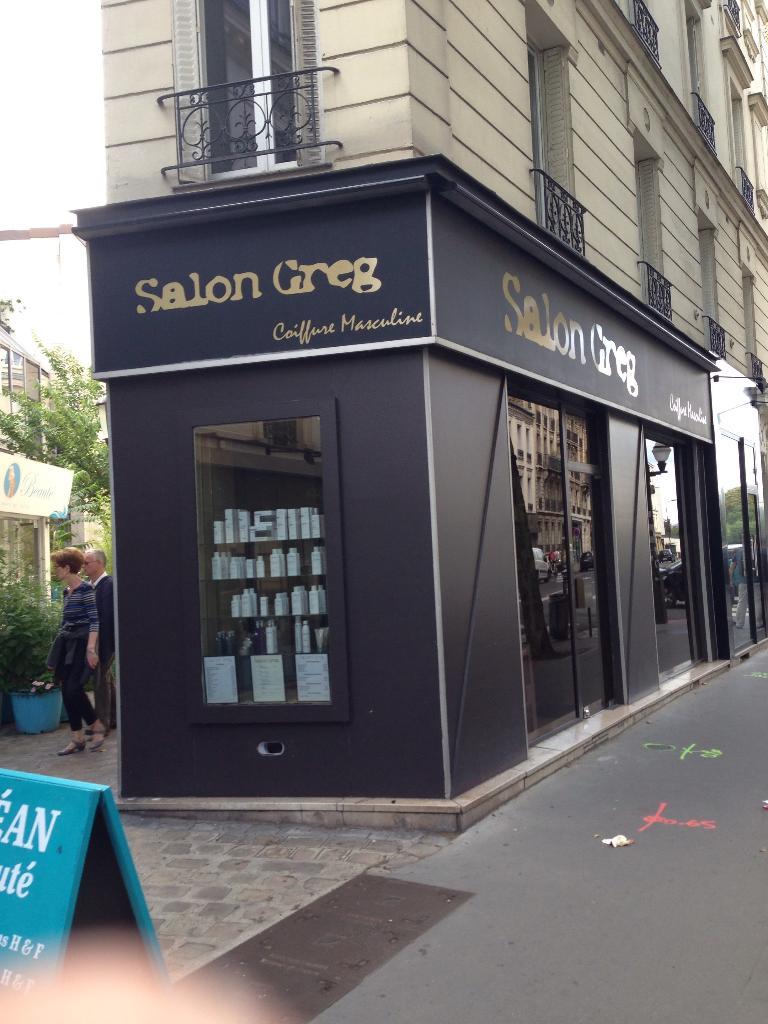 salon greg coiffeur 8 boulevard jean jaur s 92100. Black Bedroom Furniture Sets. Home Design Ideas