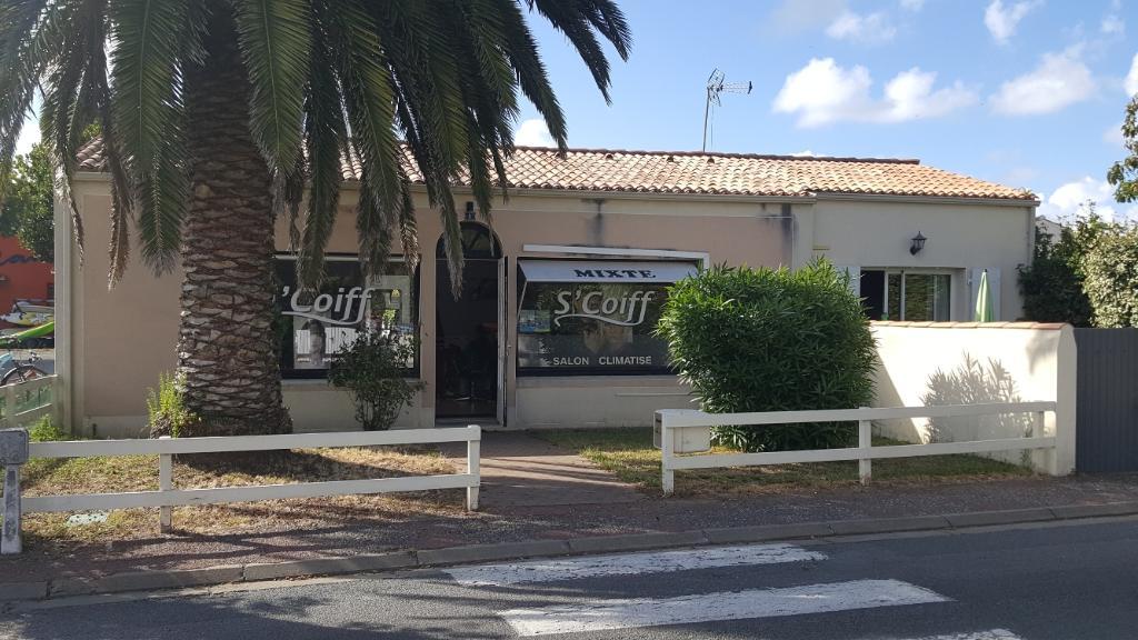 S Coiff Coiffeur 1 Avenue Des Pins 17650 Saint Denis D Oleron