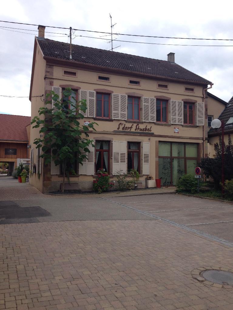 S 39 dorfstubel restaurant 25 grand rue 67120 dorlisheim for Restaurant dorlisheim