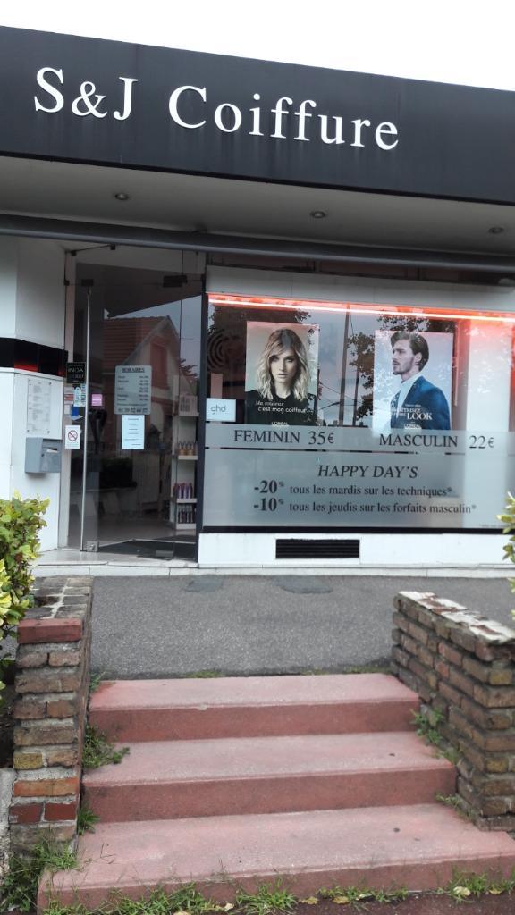 S et j coiffure coiffeur 88 route maisons 78400 chatou for Le salon chatou