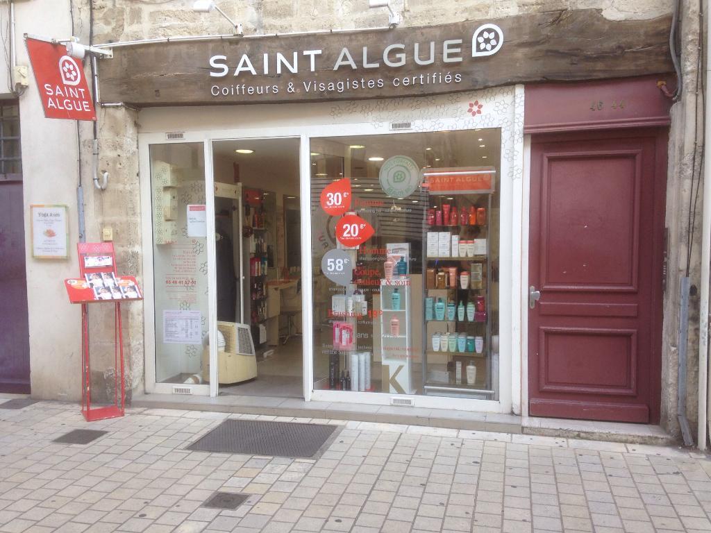 saint algue coiffeur 46 rue des merciers 17000 la rochelle adresse horaire. Black Bedroom Furniture Sets. Home Design Ideas