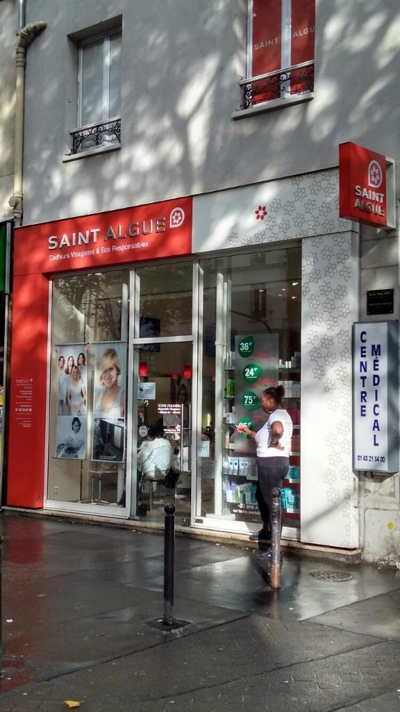 Saint algue coiffeur 27 avenue du g n ral leclerc 75014 paris adresse horaire - Horaire leclerc saint aunes ...