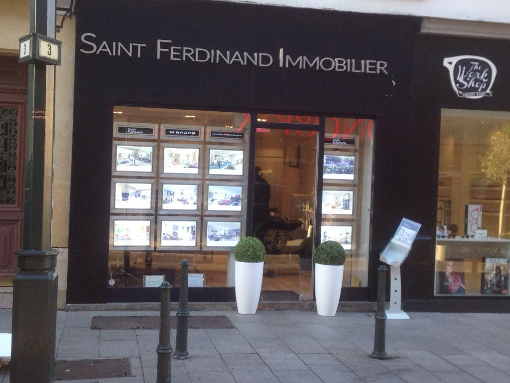 Agence saint ferdinand neuilly agence immobili re 3 rue for Agence immobiliere saint girons 09200