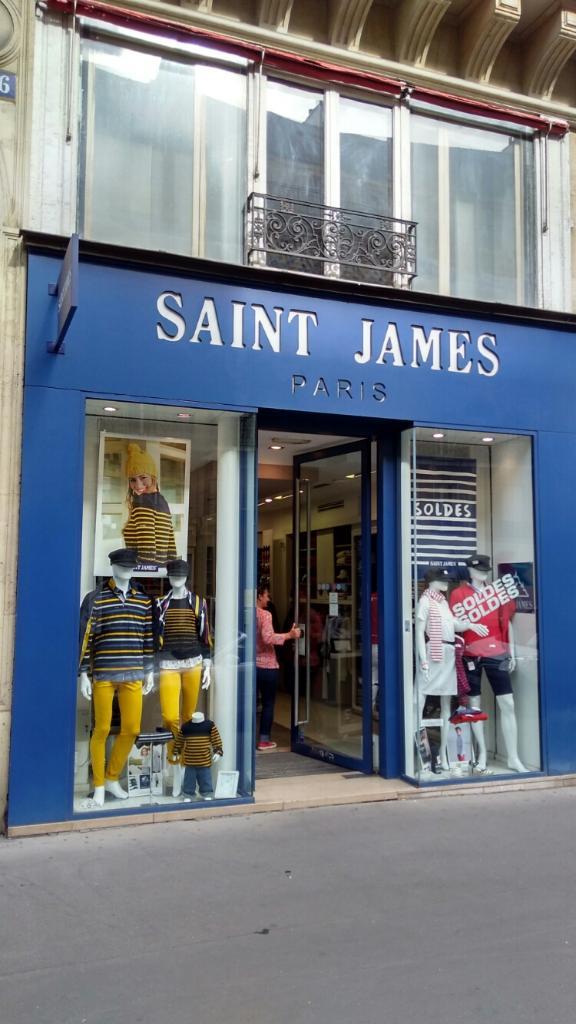 saint james boutique rennes v tements femme 66 rue rennes 75006 paris adresse horaire. Black Bedroom Furniture Sets. Home Design Ideas