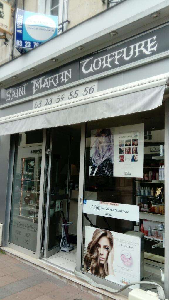Saint martin coiffure coiffeur 18 rue saint martin 02200 soissons adresse horaire - Horaire piscine soissons ...