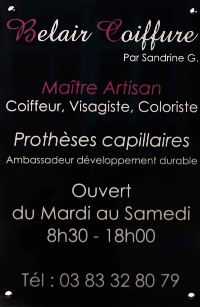 Salon Belair Coiffeur 39 Rue Stanislas 54000 Nancy Adresse Horaire