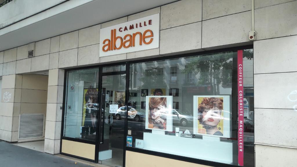 Salon camille albane coiffeur 145 rue d 39 al sia 75014 - Salon camille albane ...