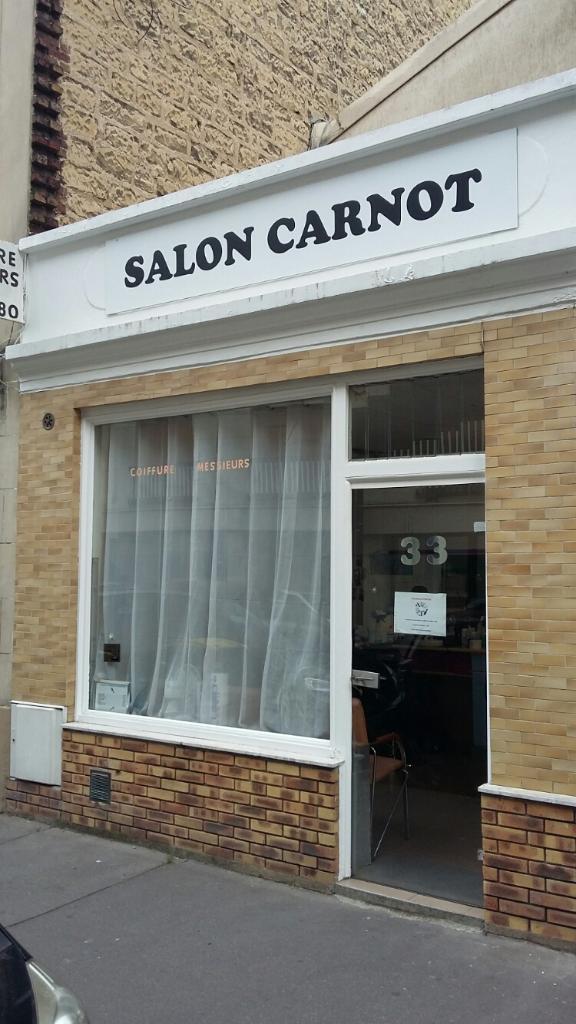 Salon carnot coiffeur 33 rue carnot 92100 boulogne for Salon de coiffure boulogne billancourt
