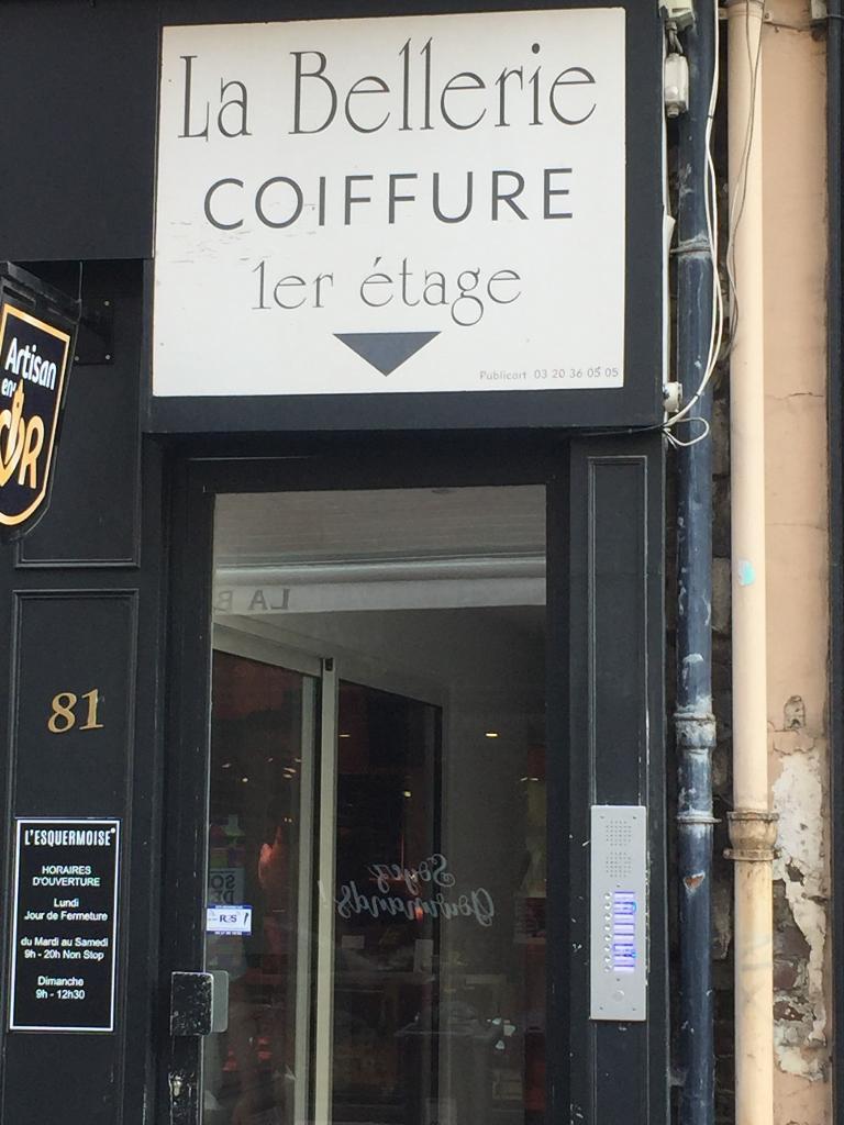 Salon de coiffure lille rue de paris coiffures f minines for Salon de lille
